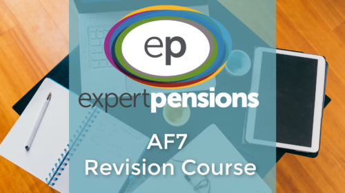 AF7 Pension Transfers Revision Course