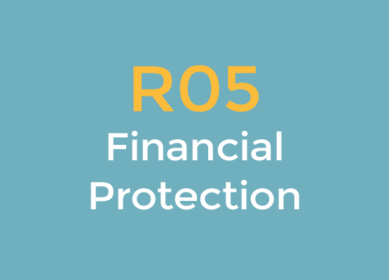 R05 Financial Protection logo