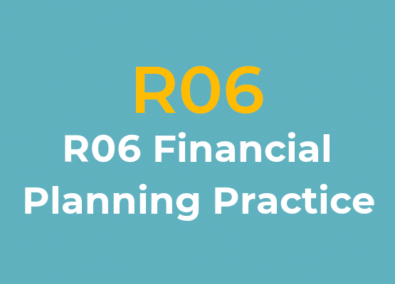 R06 Financial Planning Practice logo