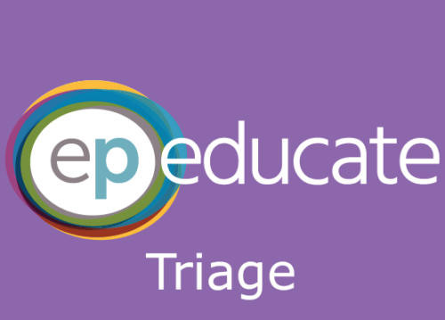 Triage - EP Educate