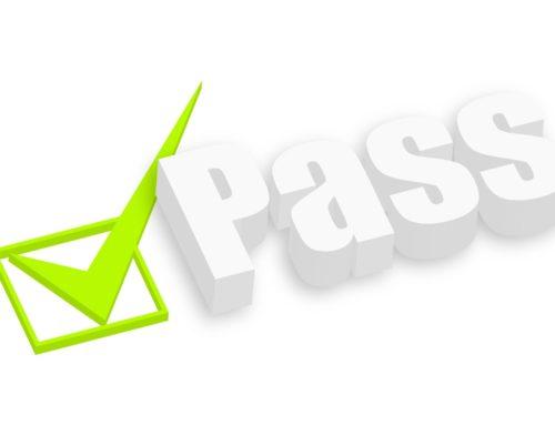 Pass Rates | Celebrate Success | CII